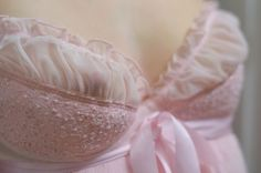 lingerie we love Baby Boy, Pink Aesthetic, Kinky, Pretty In Pink, Floral, Delicate, Feminine, Pure Products, Womens Fashion