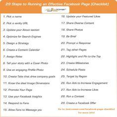 29-steps-to-running-an-effective-facebook-page-checklist-jonloomer.com