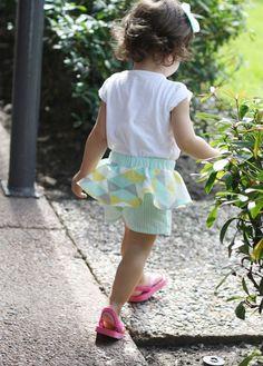 CraftingZuzzy: Peplum Shorts Tutorial