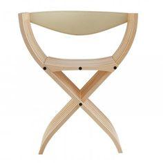 Curule chair, 1982 by Pierre Paulin | #chair