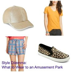 DC Celine: Style Dilemma: What to Wear to an Amusement Park