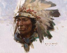Z S Liang, Great Artist Painter
