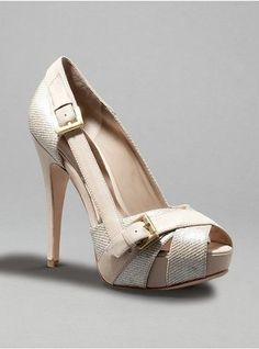 ShopStyle: Kiran Pump   This shoe make me want to have an office job!!!
