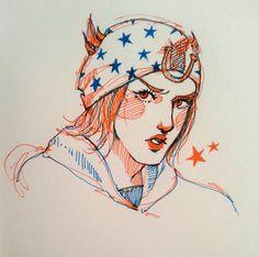 Johnny joestar - k - jjba - sbr Bizarre Art, Jojo Bizarre, Jojo Songs, Johnny Joestar, Man Parts, Jojo Bizzare Adventure, Fun Comics, Manga, Dear God