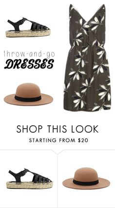 """""""Untitled #43"""" by amy092276 ❤ liked on Polyvore featuring Miista and Forever 21"""