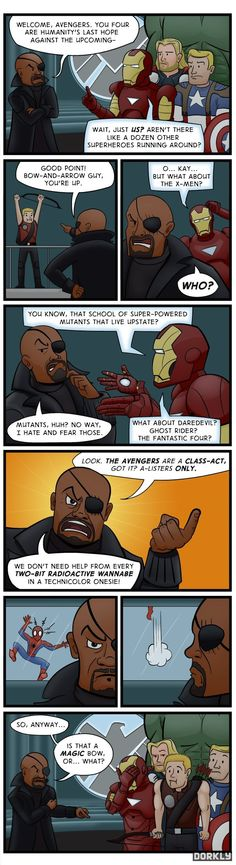 Another conflict between forms of media (Let's see a film maker piss everyone off by making a movie of the Marvel Civil War series)