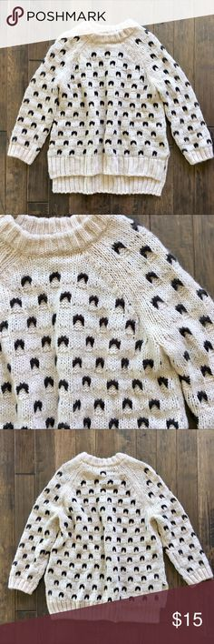 H&M Chunky Knit Sweater FINAL PRICE - NO OFFERS UNLESS BUNDLED  New without tags. H&M Sweaters