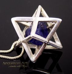 Hey, I found this really awesome Etsy listing at https://www.etsy.com/il-en/listing/293312737/merkaba-necklace-with-sapphire-3d-star