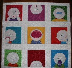 Amy Bradley Pattern - Baby Quilt