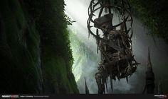 Uncharted 4 Environments, Adam Littledale on ArtStation at https://www.artstation.com/artwork/yZYz9