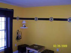 Pinterest the world s catalog of ideas for Bruins bedroom ideas