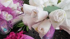 Diaper bouquet 💐👶🍼