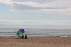 Silveira Beach at Santa Catarina in Brazil