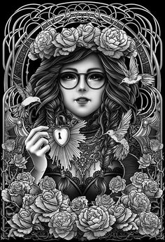 """Winya No. 84-2"" Posters by Winya 