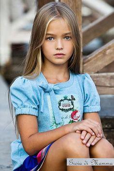 Model nastia teen