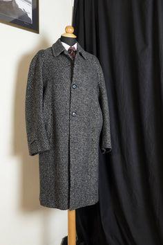 mens coat by MrsDarksidesArtWork on Etsy Men Casual, Shirt Dress, Trending Outfits, Coat, Mens Tops, Etsy, Shopping, Vintage, Women