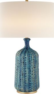 CULLODEN TABLE LAMP - designer Aerin Lauder for Circa Lighting.