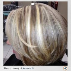 Grey Hair With Highlights And Lowlights Hair Stuff In