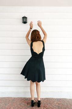 Dancing with Brieeno Black Dress
