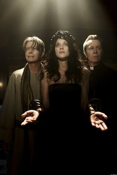 David Bowie, Marion Cotillard & Gary Oldman Meet In A Church Brothel for The Next Day Video