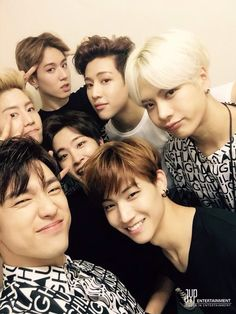when I first saw Got7, I instantly liked Jackson.. but as I got to know them it became hard to not only like one.. all of them are really amazing guys.. #got7#fact#one#IGot7