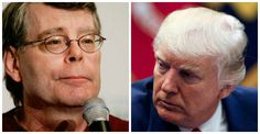 Stephen King Mocks President Trump By Turning The 'Wire tap Conspiracy' Into A Short Story.
