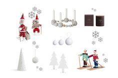 Favoritt julepynt 2016 Advent Calendar, Xmas, Holiday Decor, Interior, Inspiration, Shopping, Design, Home Decor, Blogging
