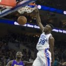 76ers top Lakers for 1st win of season snap 28-game skid (Yahoo Sports)