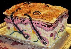 Skin layer cake!