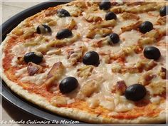 livre pizza choumicha