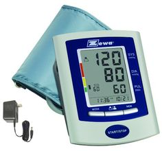 Zewa UAM-880UA Deluxe Automatic Blood Pressure Monitor With Universal Cuff (8.7 Inch To 18.9 Inch) and AC Adaptor Review https://bestheartratemonitorusa.info/zewa-uam-880ua-deluxe-automatic-blood-pressure-monitor-with-universal-cuff-8-7-inch-to-18-9-inch-and-ac-adaptor-review/