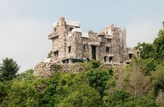 Gillette Castle in Connecticut is a cool place to go.