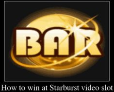 How to win at Starburst video slot This section focuses on the strategy of winning in Starburst video slot by Netent. As always, all our recommendations and tips are unique and based on the The Secret, Slot, English, Unique, Tips, English Language, Counseling
