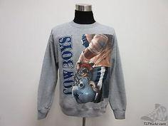 Vtg 90s Lee Sport Dallas Cowboys Crewneck Sweatshirt sz M Medium NFL Football Vintage by TCPKickz on Etsy