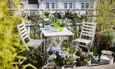 7 piccoli e deliziosi balconi. https://www.homify.it/librodelleidee/651664/7-piccoli-e-deliziosi-balconi