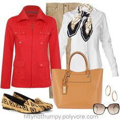 """Saturday Errands"" by fiftynotfrumpy on Polyvore"