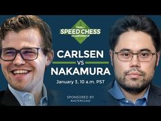 SAH CU ORIZONT 64: 2017 Speed Chess Championship Final: Carlsen Vs Na...
