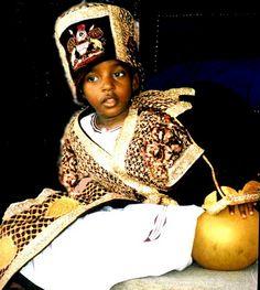 King Oyo of Uganda. African Royalty - Black Royals Africa and Worldwide -