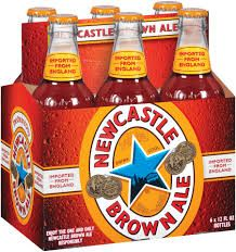 Newcastle Brown Ale: traditional English beer style that has earned worldwide popularity, he was the most widely distributed alcoholic product in the UK. Adrian Neville, English Beer, Newcastle Brown Ale, Ale Beer, Fun Drinks, Hot Sauce Bottles, Alcohol, Traditional, Cool Stuff