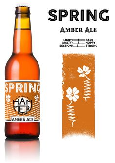 Hammer Craft Beer #craftbeerlabel