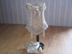 12th+Scale+Dollhouse+Miniature+Peach+Brocade+Corset+by+12thCouture,+£8.00
