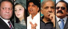 Plea Filed In Court To Place Names Of Nawaz, Shahbaz, Others In ECL