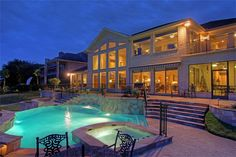 Beautiful estate home in Montgomery Tx. Open waterfront with panoramic views on Lake Conroe.