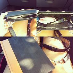 Made my own book purse