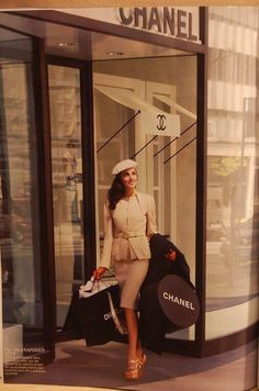 Chanel--one day (sigh)