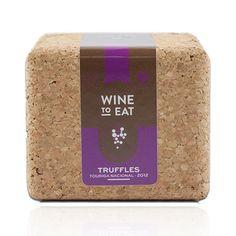 Trufas de Chocolate / Touriga Nacional - Wine to Eat