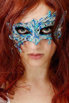 Masquerade    Anna Gorin onto Anna's photography