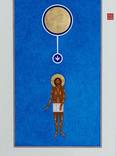 Theophany (contemporary) by Danylo Movchan of Ukraine