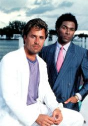 Miami Vice...my music teacher loved Don Johnson and would talk about him for hours lol!