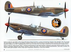 Air Force Aircraft, Ww2 Aircraft, Fighter Aircraft, Military Aircraft, Fighter Jets, Spitfire Supermarine, South African Air Force, The Spitfires, Aircraft Painting